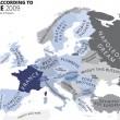 Europa: atlante dei pregiudizi e stereotipi reciproci (FOTO)2