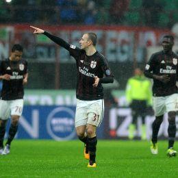 Milan - Torino nelle foto Ansa