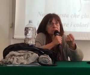 """Br,  Adriana Faranda: salta lezione a giudici. """"Inopportuna"""""""