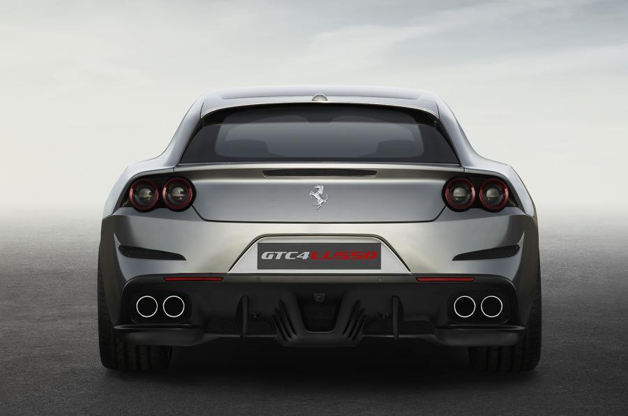Ferrari Gtc4 Lusso: 690 cavalli e 335 km/h 07