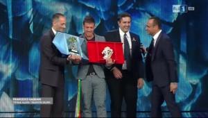 Francesco Gabbani vince Sanremo Giovani con Amen FOTO