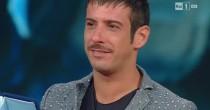 Francesco Gabbani con <br /> Amen vince tra i Giovani