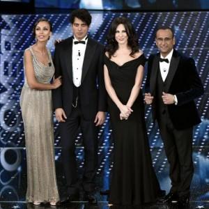 Guarda la versione ingrandita di Festival di Sanremo 2016, terza serata: scaletta e programma (foto Ansa)