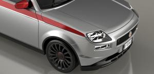 Guarda la versione ingrandita di Fiat 127, ecco come sarebbe col nuovo design