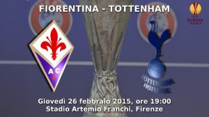 Fiorentina-Tottenham, streaming - diretta tv: dove vedere