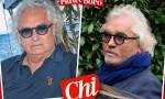 Flavio Briatore irriconoscibile, nuovo look FOTO