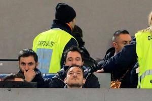 Spalletti fischiato Totti commosso. Roma, il giorno più nero