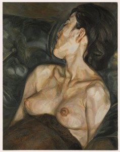 Pregnant Girl di Lucian Freud all'asta per 20,5 mln