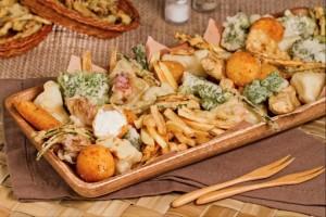 Fritto fa bene se... Anche le patatine prevengono cancro