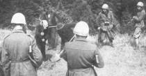 Soldati italiani  fucilati come  dei disertori  a guerra finita