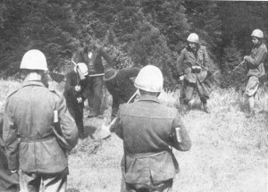 Soldati italiani presi prigionieri durante la Seconda guerra mondiale