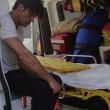 Gabriel Garko sotto shock dopo l'esplosione FOTO