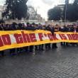 Lazio-Galatasaray: bombe carta in centro, un accoltellato