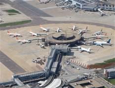 L'aeroporto di Gatwick