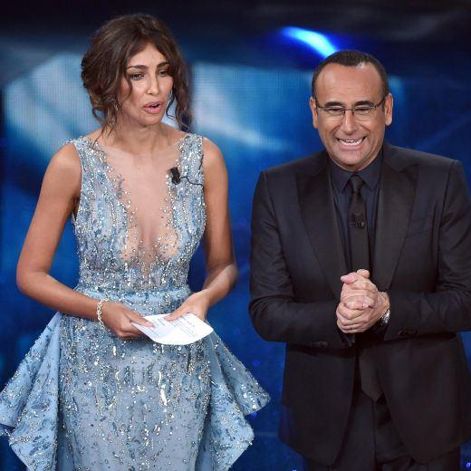 Sanremo, Madalina Ghenea nude look al Festival FOTO 2