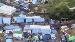Guarda la versione ingrandita di Calais, ultimatum ai migranti: 7 giorni per lasciare Giungla
