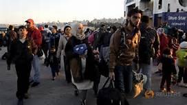 Migranti in Grecia
