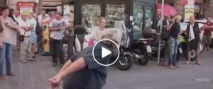 Guarda la versione ingrandita di VIDEO - Sosia Beppe Grillo: