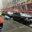 New York, crolla gru a Manhattan: almeno un morto, feriti 01