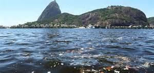 L'inquinamento a Guanabara Bay