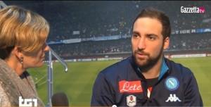 """Gonzalo Higuain: """"Juventus-Napoli è derby, voglio gol"""" VIDEO"""