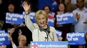 Guarda la versione ingrandita di Hillary Clinton nel South Carolina