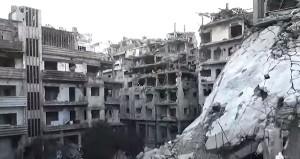 YOUTUBE Siria, Homs vista dal drone: città distrutta dalle bombe