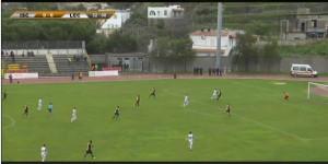 Guarda la versione ingrandita di Il gol dello 0-1 segnato da Davide Moscardelli