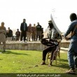Isis fa giustizia: decapita uomo, amputa mano a ladro...