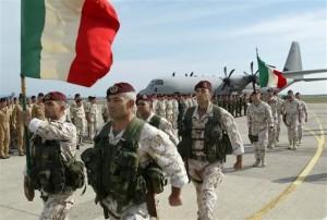 Italia aumenta militari in Iraq: saranno mille