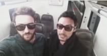 VIDEO Sanremo: Zero Assoluto raccolgono sfida The Jackal