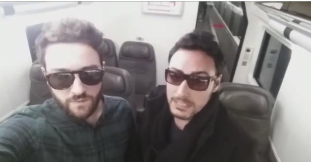Sanremo: Zero Assoluto raccolgono sfida The Jackal