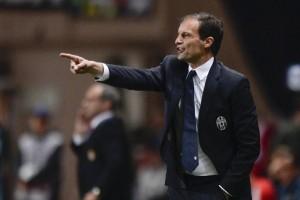 Guarda la versione ingrandita di Serie A, Allegri nella foto LaPresse