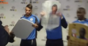 YOUTUBE James Vardy nuovo rating Fifa. A testate... 3