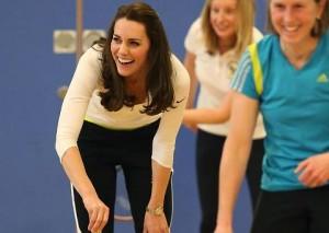 Kate Middleton: tennis per beneficenza con tuta da 265 euro