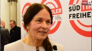 Eva Klotz politica anti-italiana e 900mila euro di pensione