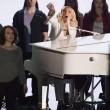 Elton John e Lady Gaga, concerto: lei poi canta a Oscar 5