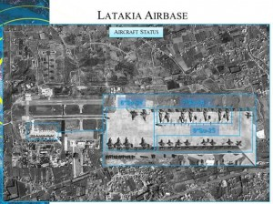 Putin piazza in Siria SU-35. Missili: raggio Mediterraneo!