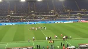 YOUTUBE Lazio-Napoli sospesa 5 minuti per ululati a Koulibaly