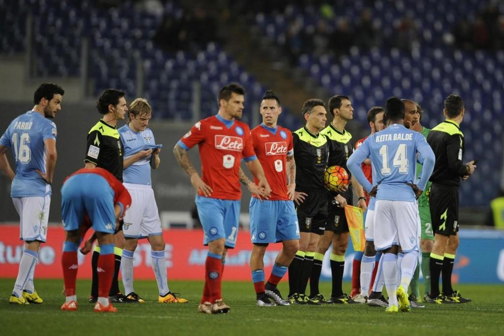 Lazio-Napoli: Irrati voleva sospendere gara, ma la polizia..