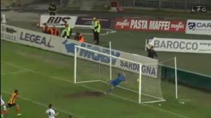 Guarda la versione ingrandita di Il gol dell'1-0 di Checco Lepore