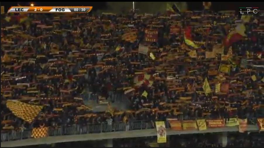Lecce-Foggia 3-1: FOTO e highlights Sportube su Blitz