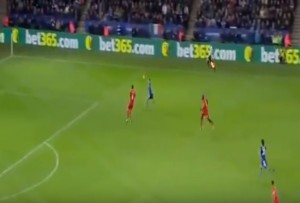 YOUTUBE Leicester-Liverpool 2-0: Vardy super gol