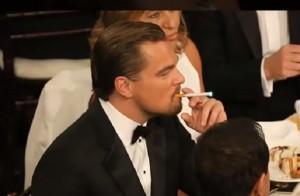 YOUTUBE Leonardo DiCaprio e sigaretta elettronica: polemiche