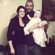 """Polizia salva bimba 18 mesi: """"Abbiamo udito voce di donna..""""06"""