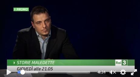 Luca Varani a Storie Maledette, polemica contro Leosini