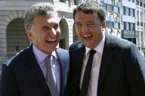 """Macri offre lavoro a italiani: """"In Argentina servono..."""""""
