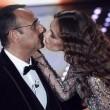Sanremo 2016, Madalina Ghenea: meglio davanti o dietro? FOTO01