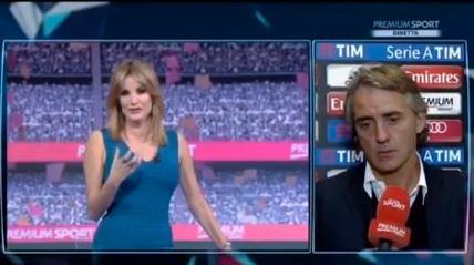 Mikaela Calcagno e Mancini