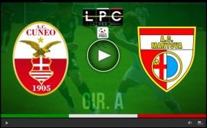 Mantova-Cuneo Sportube: streaming diretta live